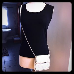 Small Studded Crossbody Bag